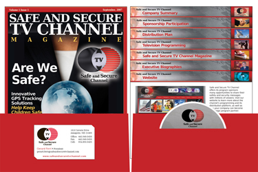 Safe and Secure TV Channel Media Kit